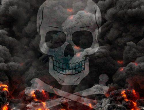 Está en el humo: compuestos causantes de cáncer y contaminantes