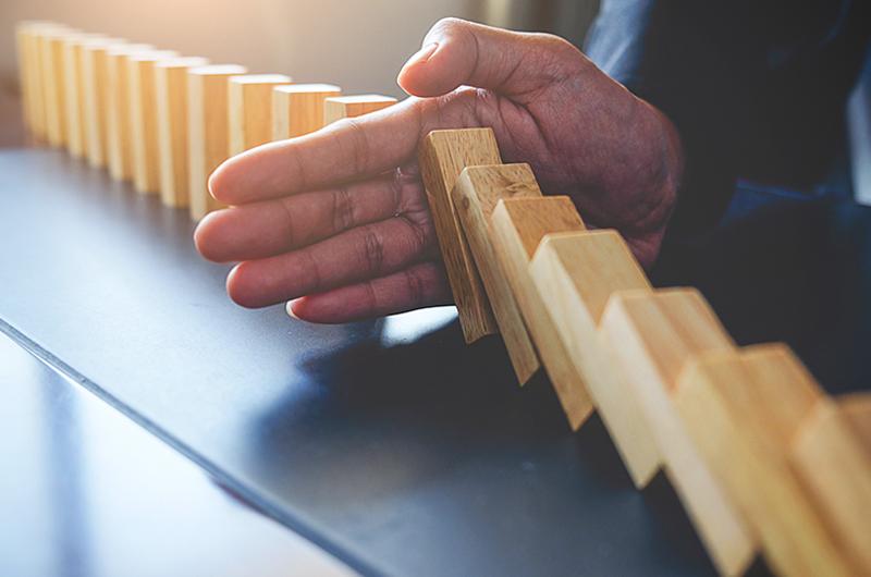 El proceso de gestión de riesgos en 5 pasos